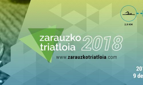 La XXXII Edición Del Triatlón De Zarautz Abre Inscripciones