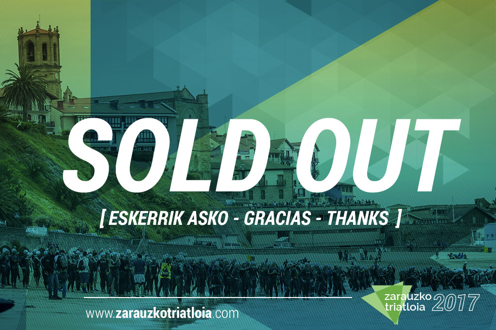 Sold Out Zarauzko
