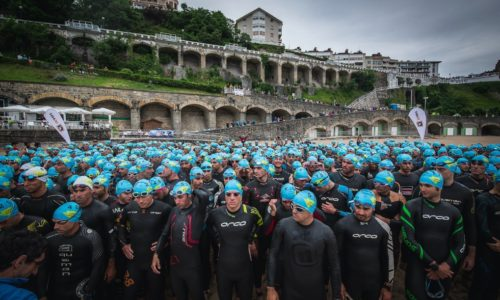 El Triatlón De Zarautz Ya Conoce A Los Atletas Que Podrán Competir En Su Edición 2018