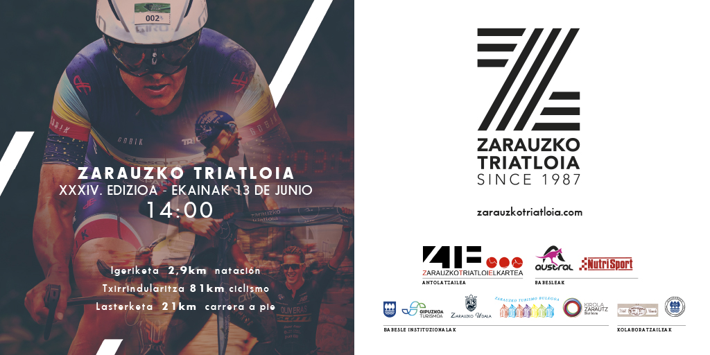Noticia TRIATLON CARTEL 2020